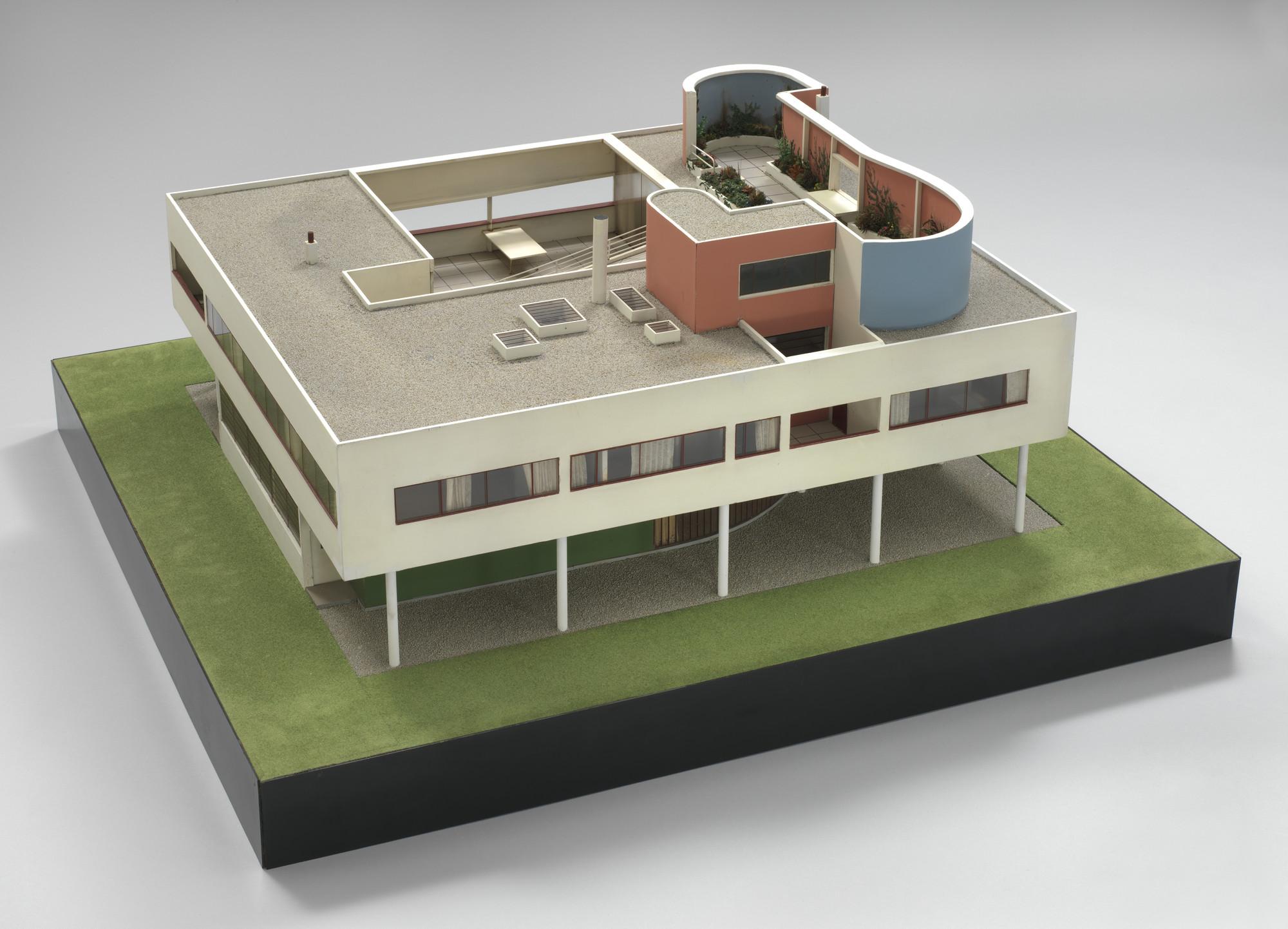 Le Corbusier (Charles-Édouard Jeanneret), Pierre Jeanneret. Villa ...