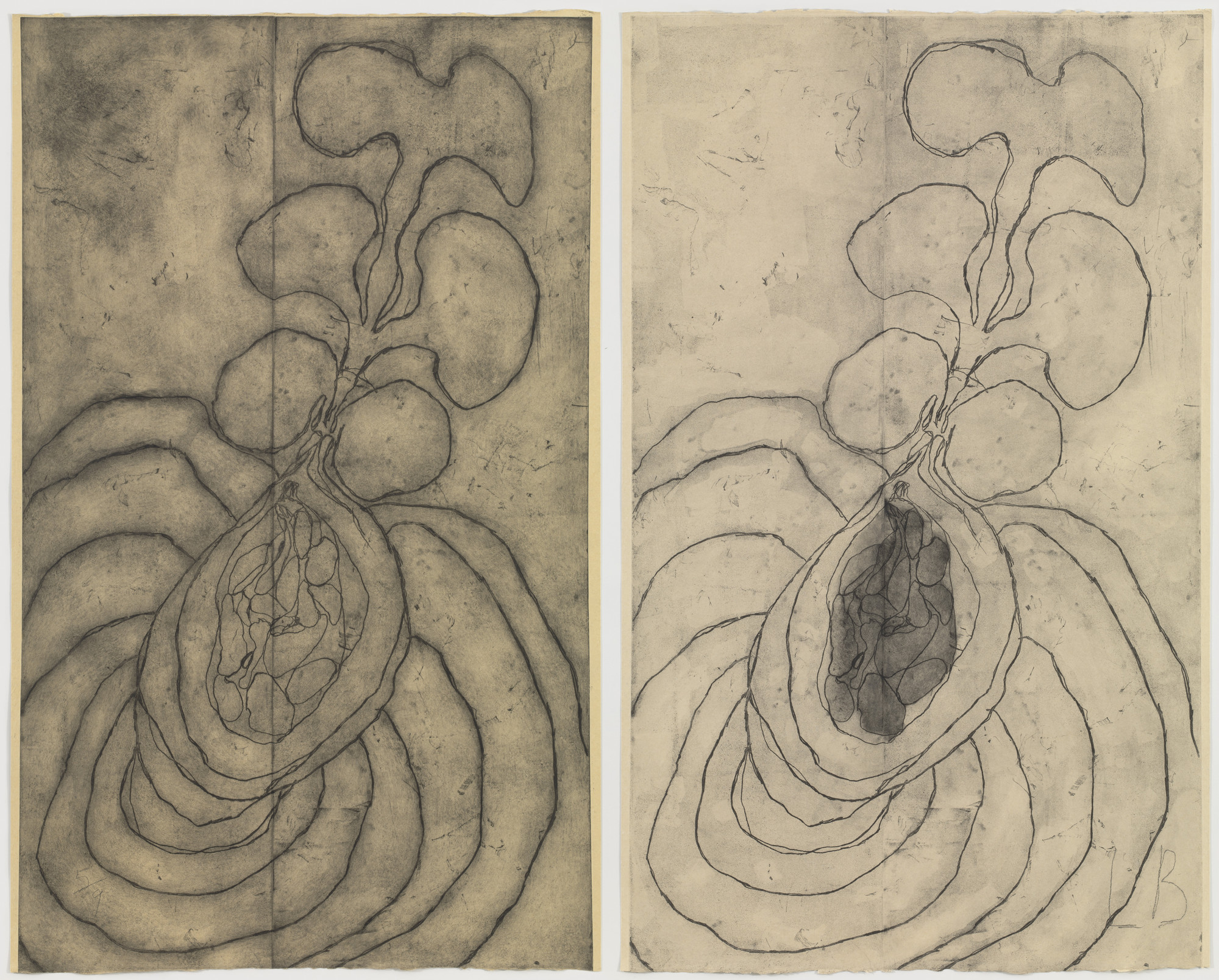 Louise Bourgeois. Swelling. 2007