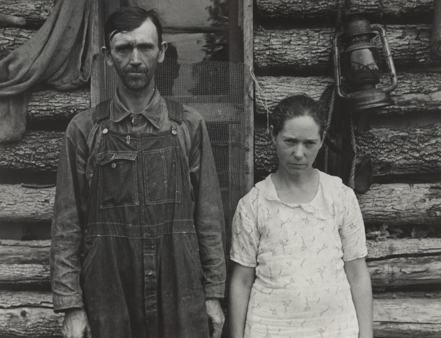Ben Shahn. Sharecroppers, Arkansas. 1935