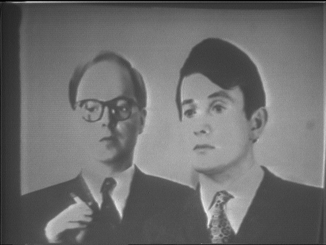 Gilbert & George, Gilbert Proesch, George Passmore. A Portrait of the Artists as Young Men. 1972