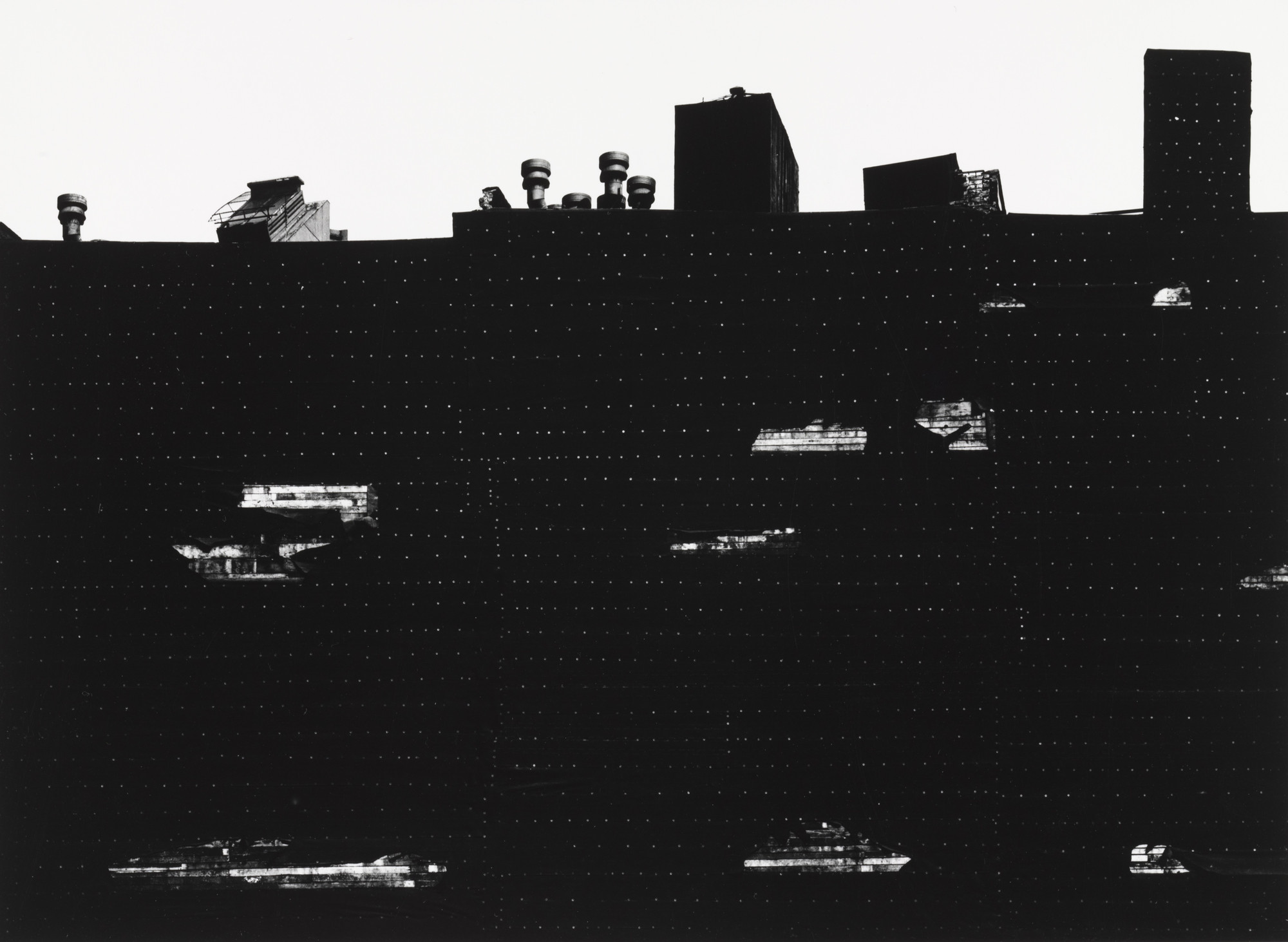 Aaron Siskind. New York I. 1951