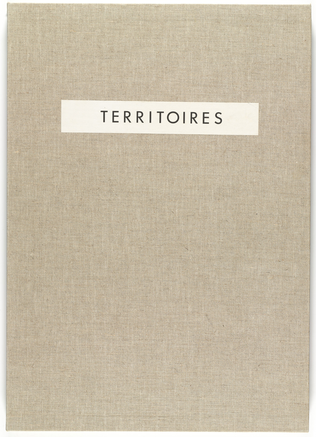 Jean Dubuffet. Territories (Territoires) from Phenomena (Les Phénomènes). 1959, prints executed 1958-59