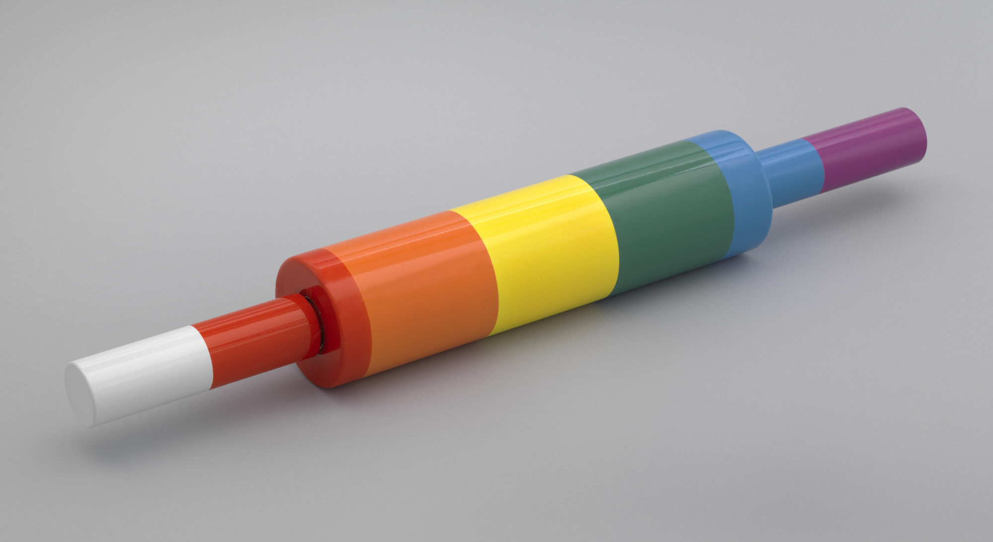 Cosima von Bonin. Color Wheel (for Parkett no. 81). 2007