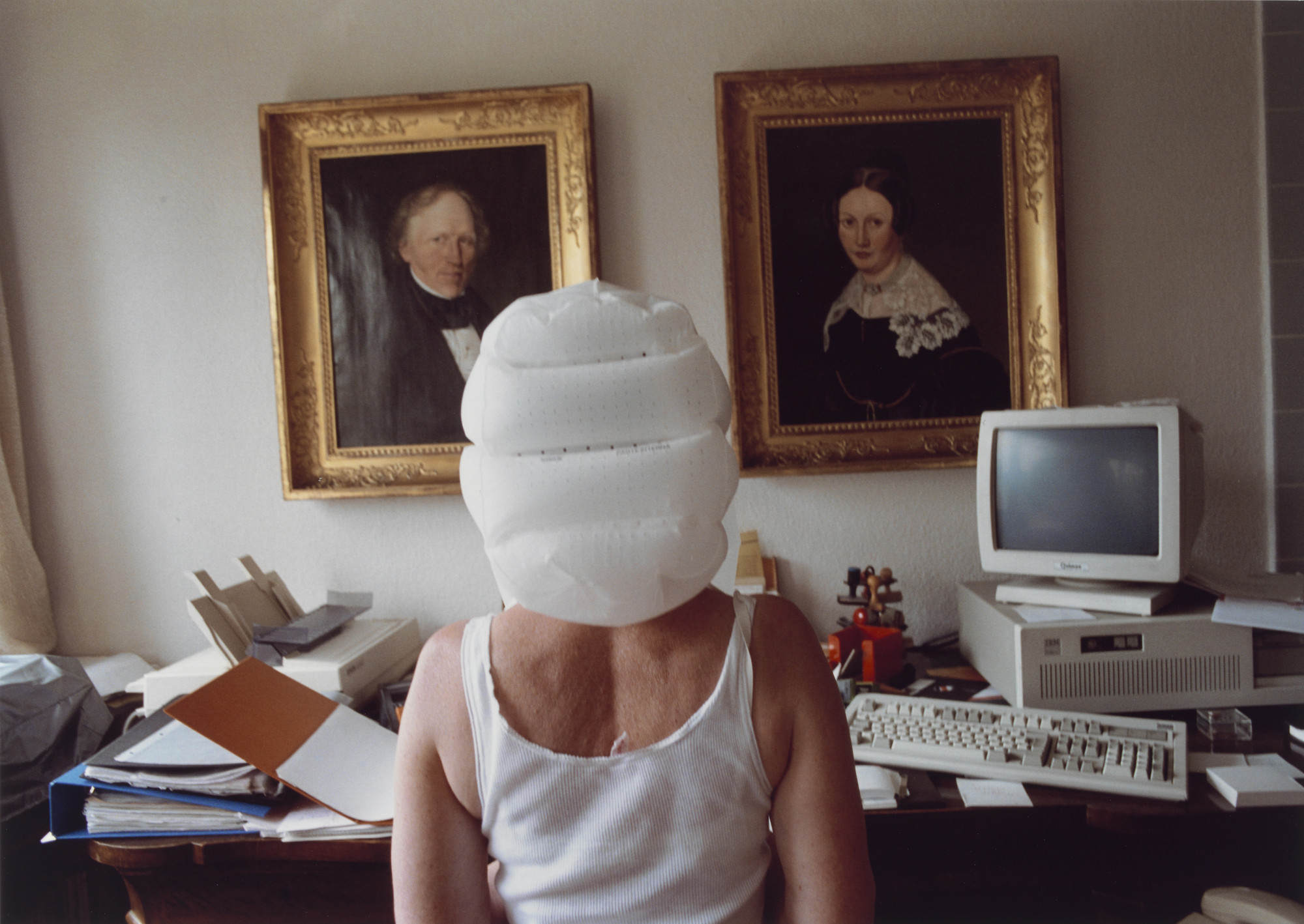Wolfgang Tillmans. domestic scene, Remscheid. 1991