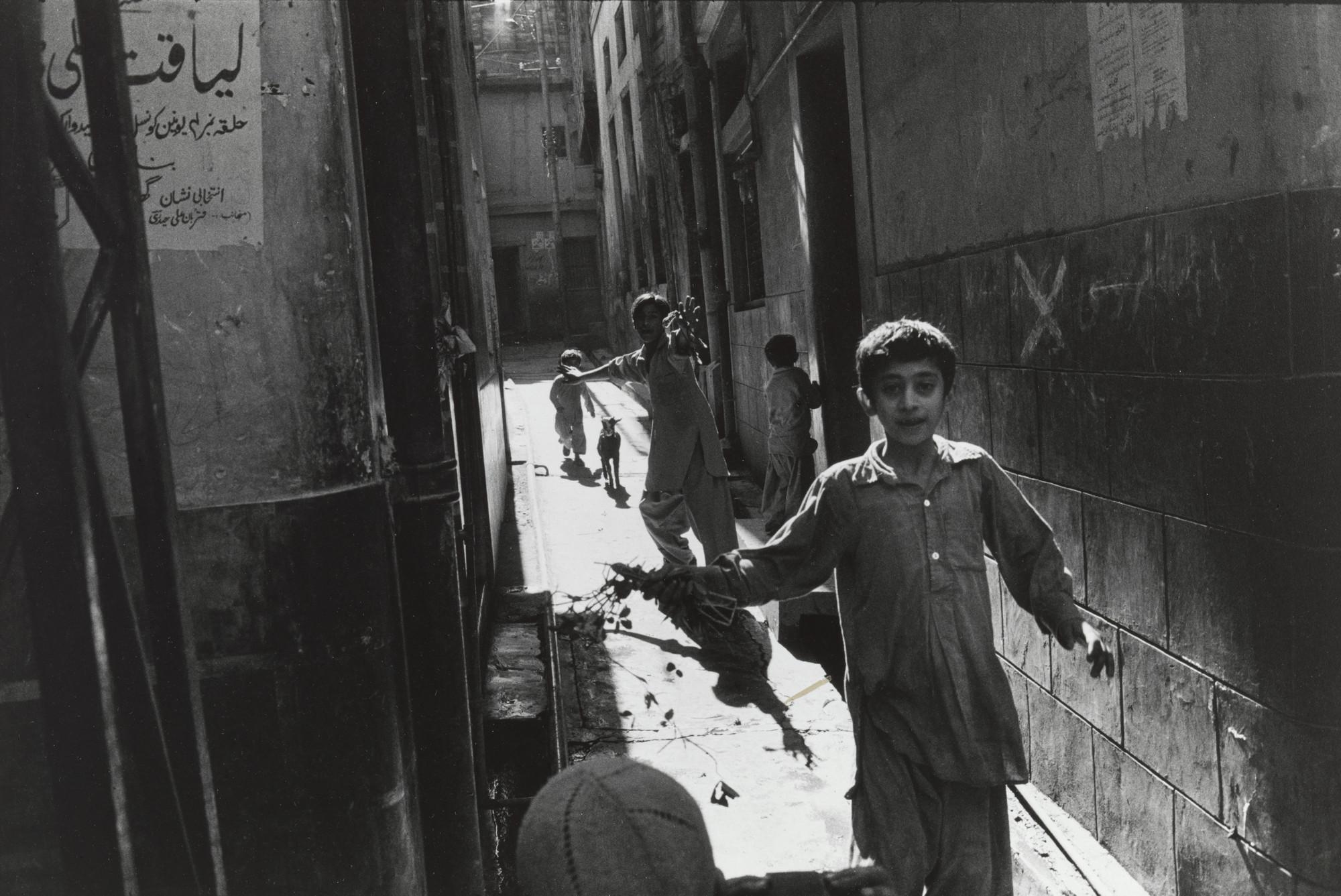 Ed grazda peshawar pakistan march 1980