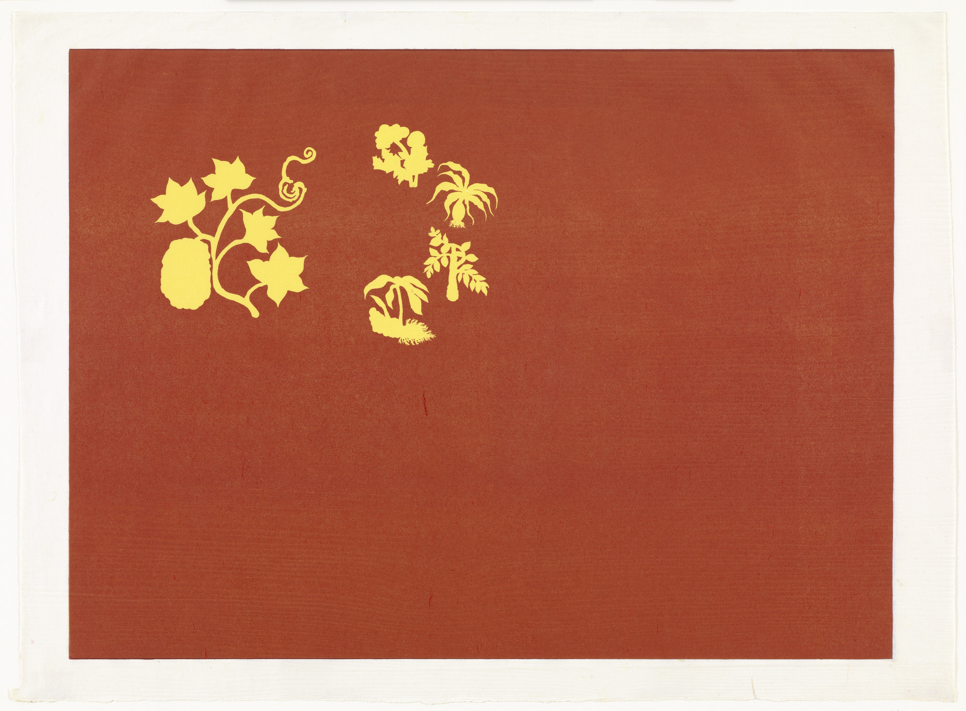 Mel Chin. The Flag of the Agricultural Revolution. 1997