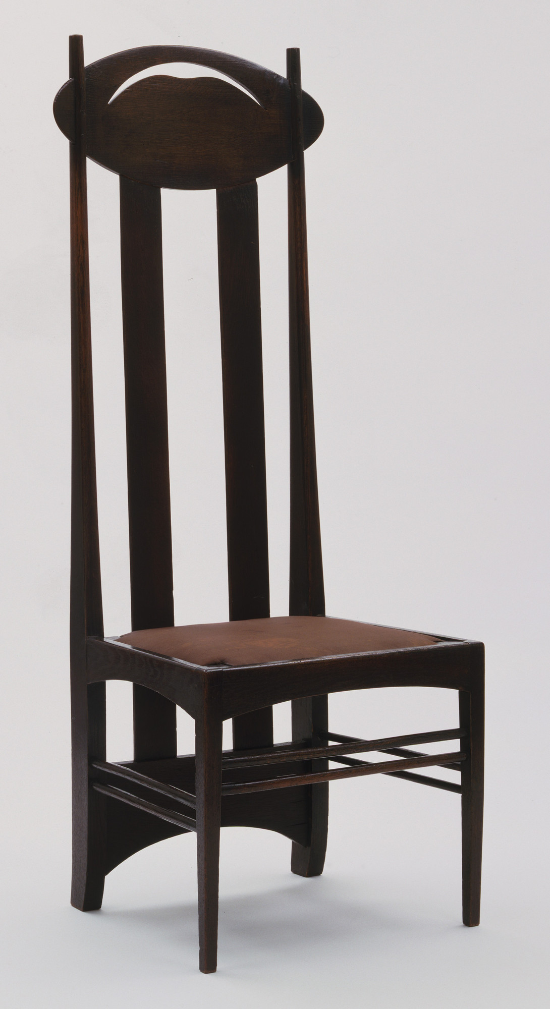Charles Rennie Mackintosh. Side Chair. 1897