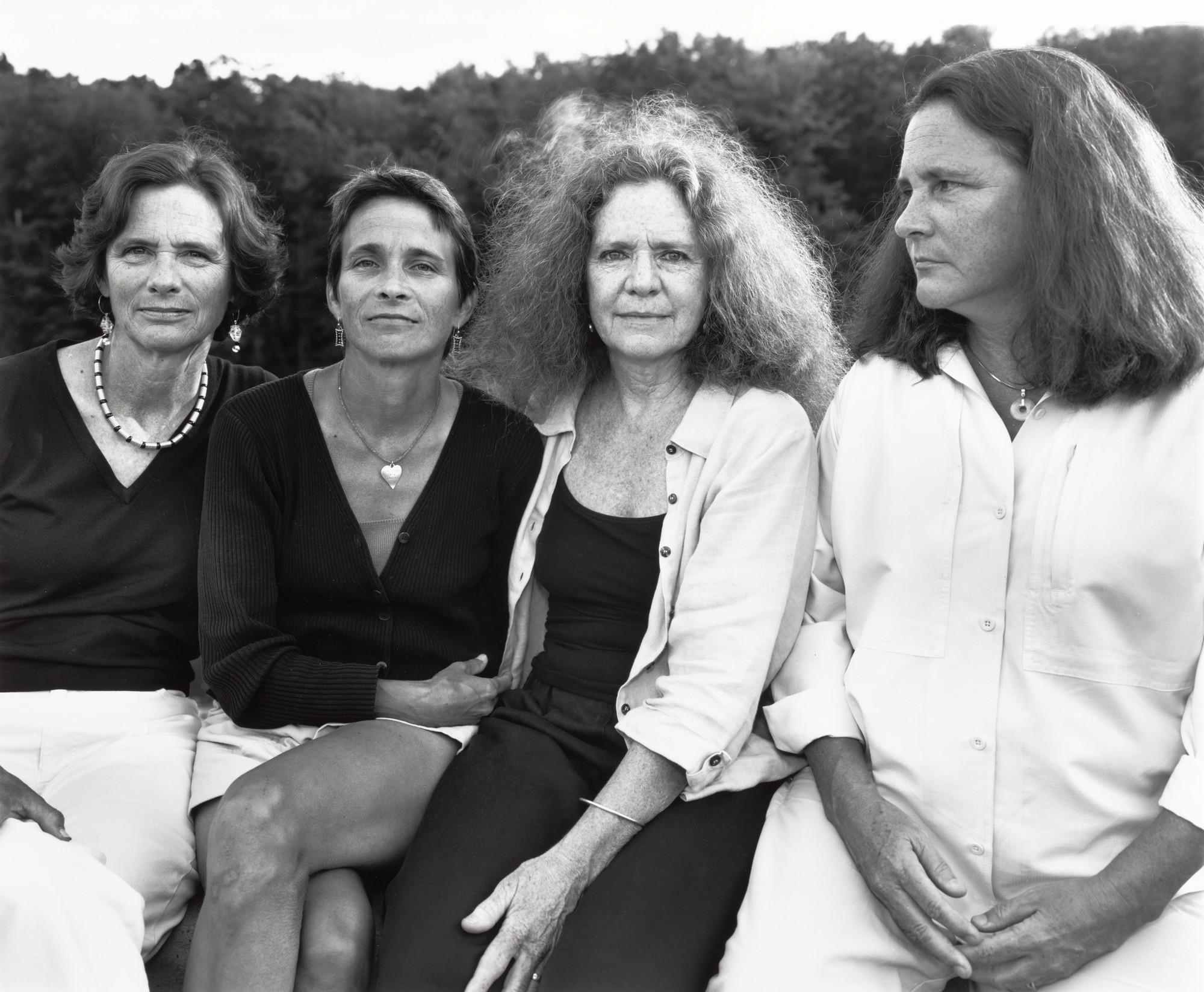 Nicholas Nixon. The Brown Sisters, Wellesley College. 2006 | MoMA