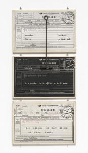 Three Telegrams (Trois télégrammes)