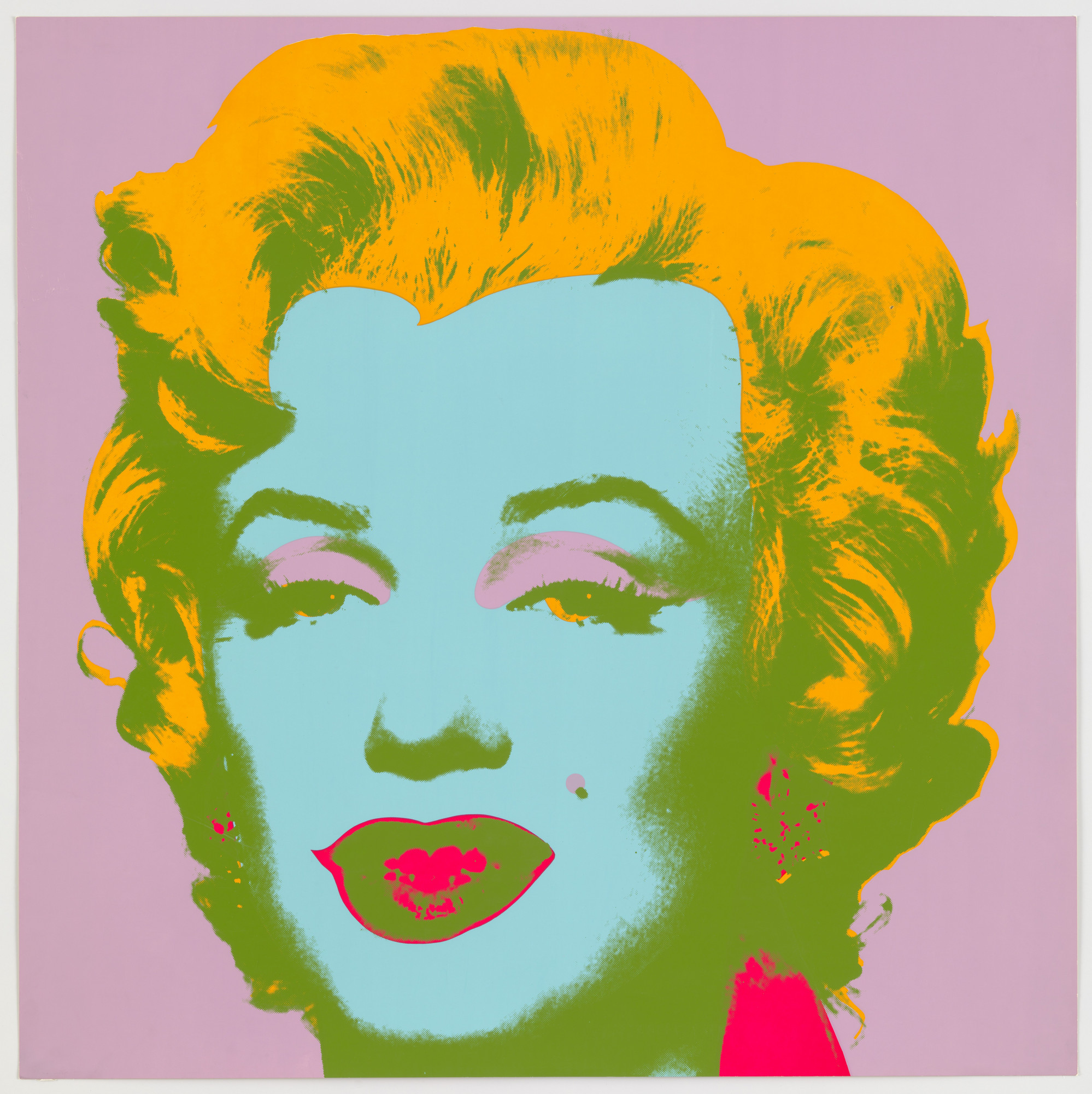 Andy Warhol. Untitled from Marilyn Monroe. 1967