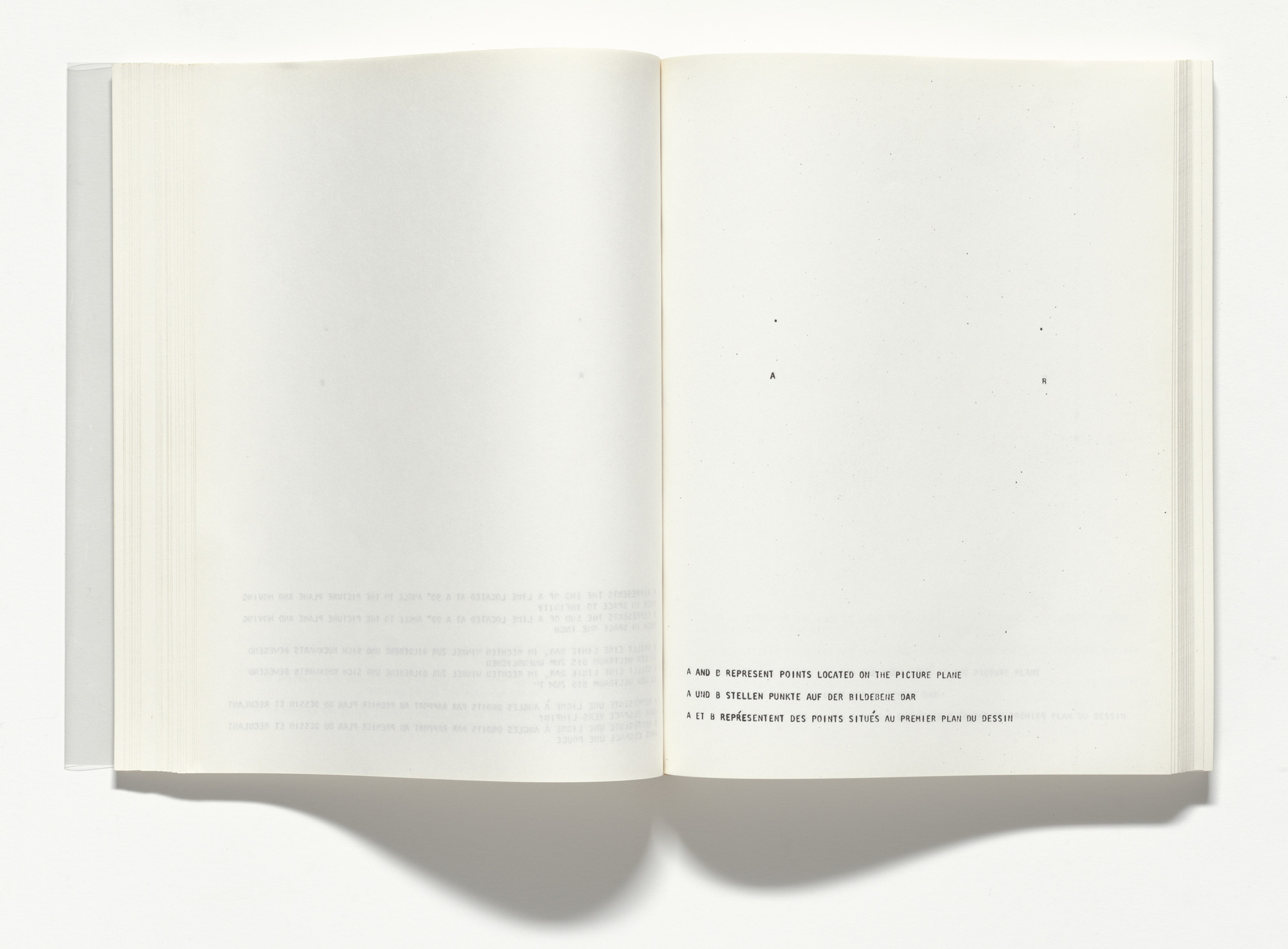 Douglas Huebler. 25 plates from Untitled (Xerox Book). 1968