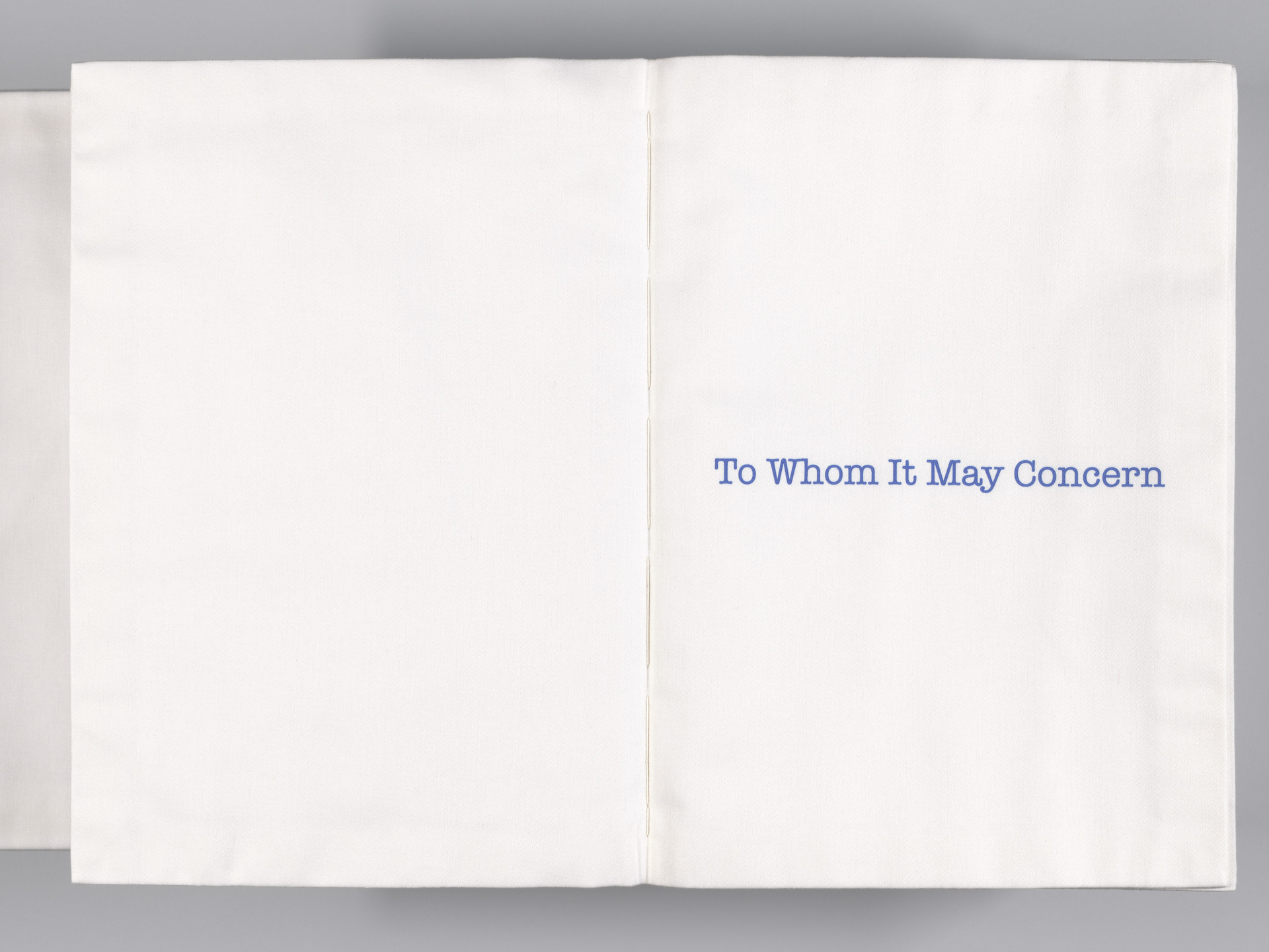 Louise Bourgeois. To Whom It May Concern. 2009-2010