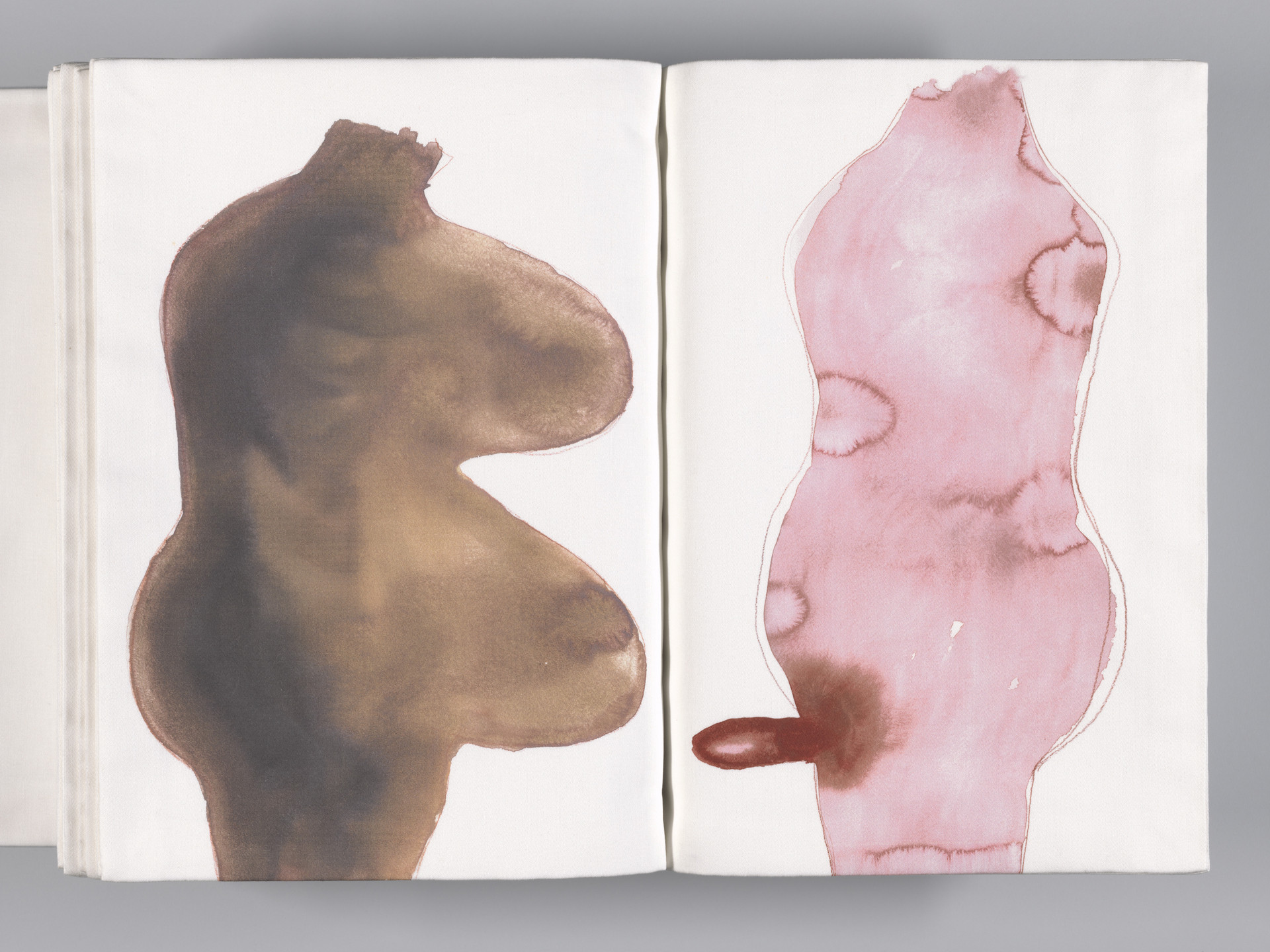 Louise Bourgeois. Untitled, no. 12 of 12, from the illustrated book, To Whom It May Concern. 2010