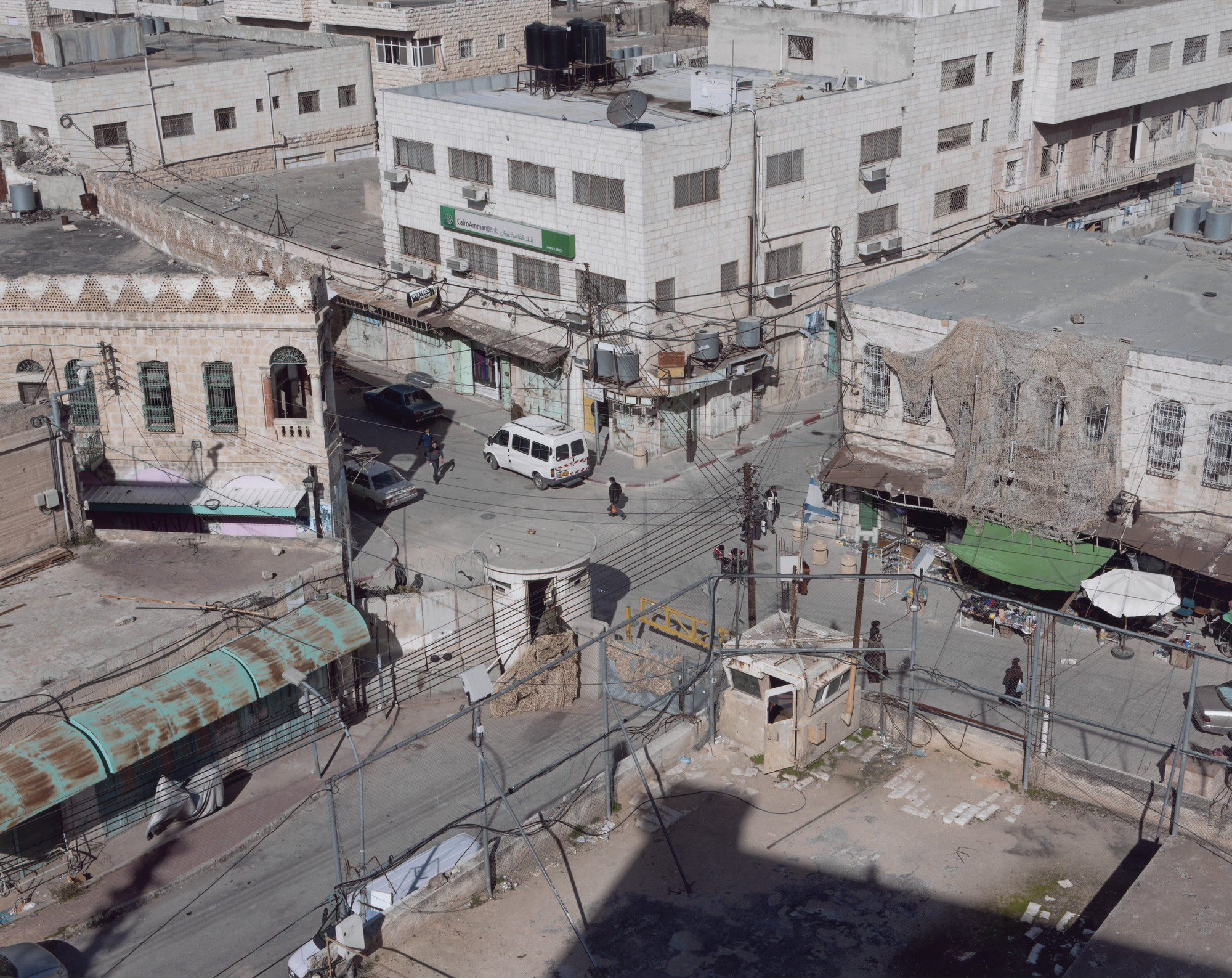 Stephen Shore. Hebron, West Bank, January 11, 2010. 2010