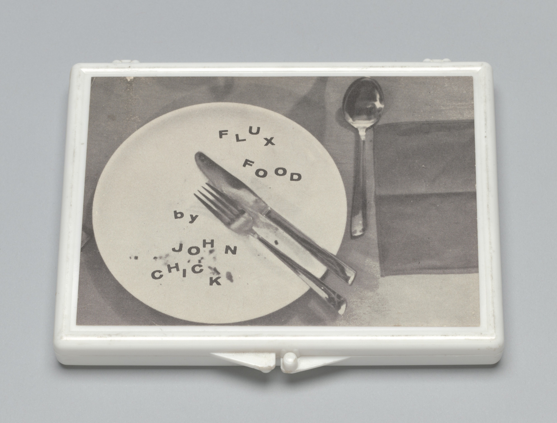 John Chick. Flux Food. 1969