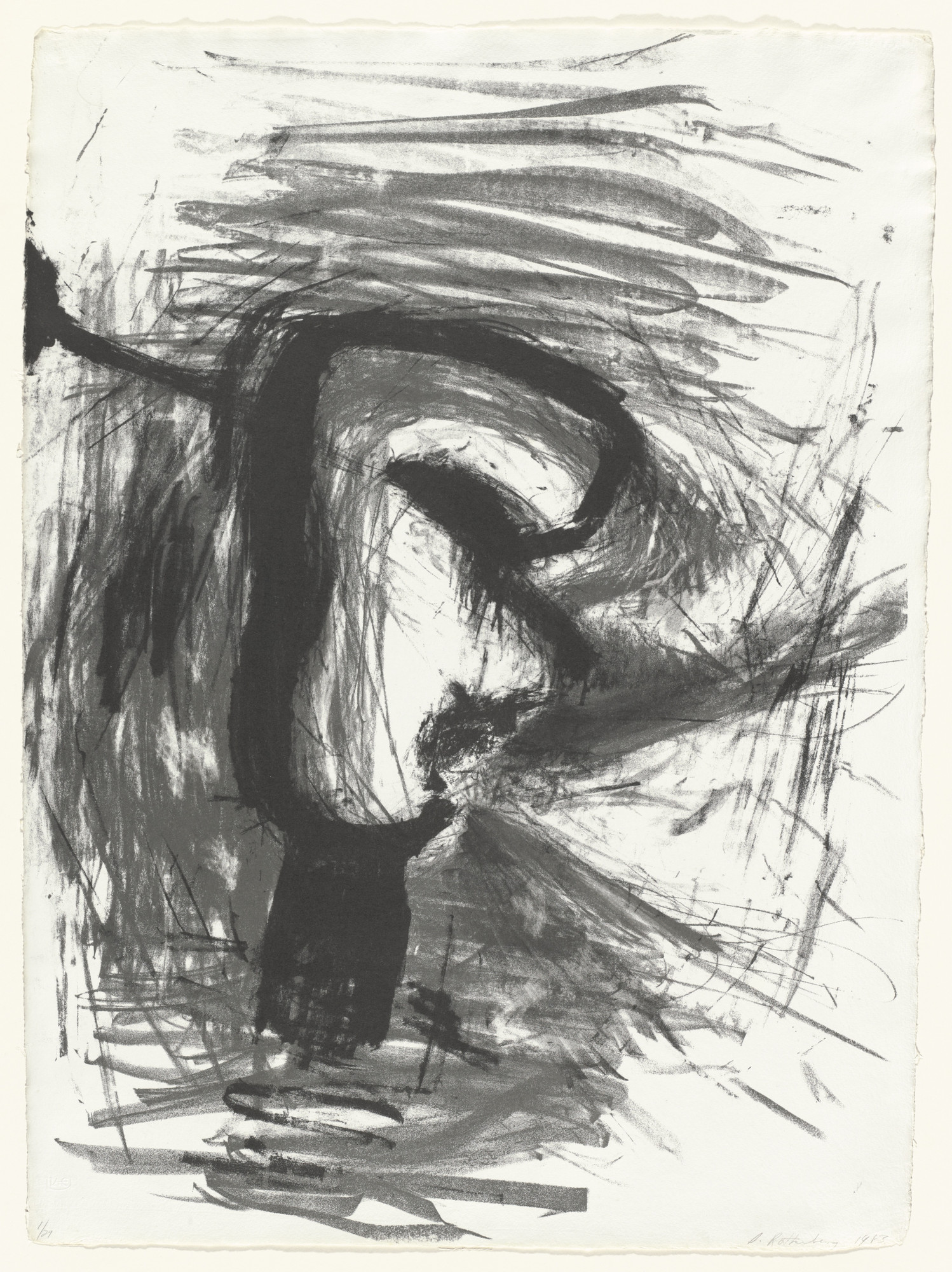 Susan Rothenberg. Plug. 1983 | MoMA