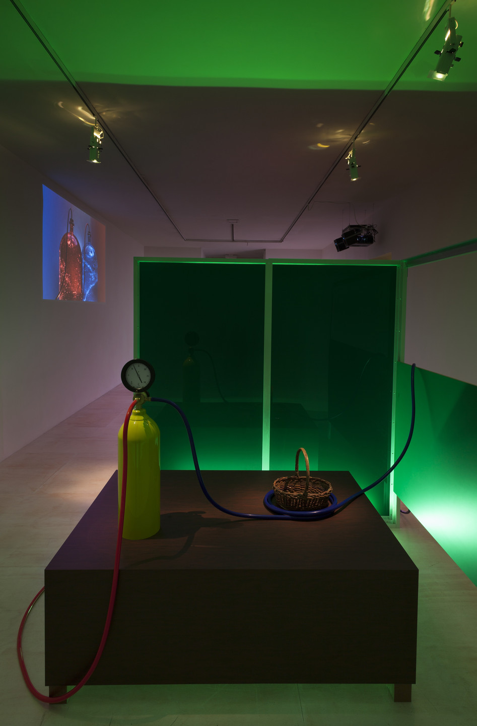 Mike Kelley. Kandor 13. 2007
