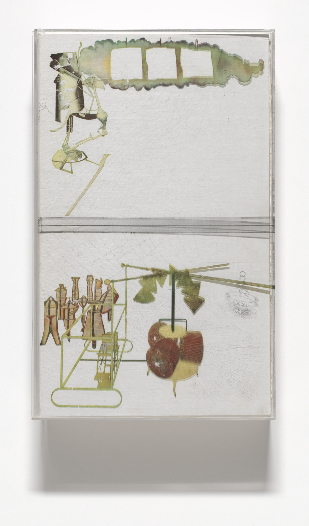 Marcel Duchamp. The Large Glass and Related Works, Vol. 1. 1965, published 1967