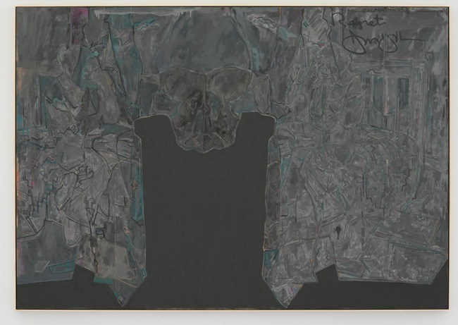 Jasper Johns. Regrets. 2013