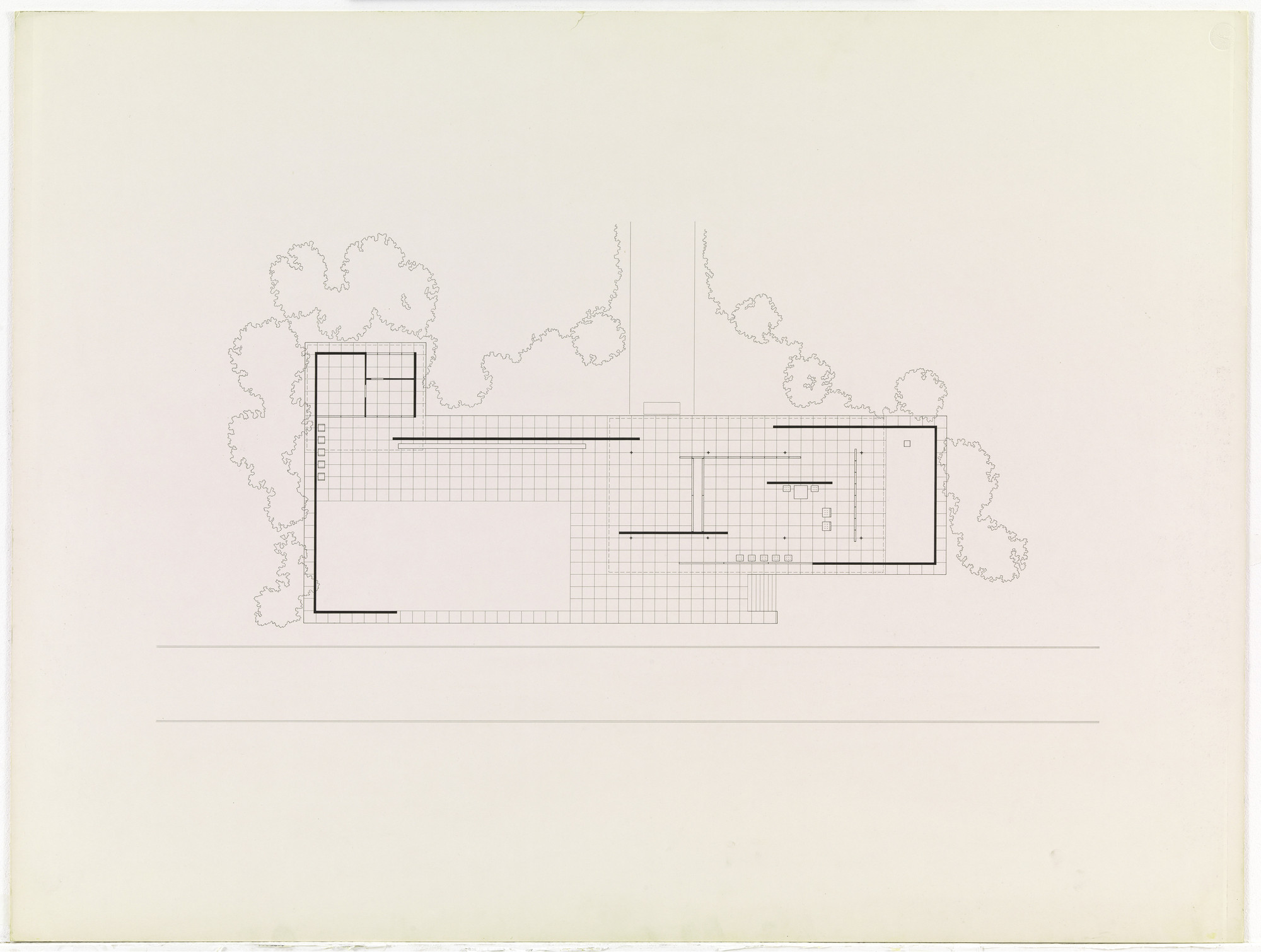 Ludwig Mies Van Der Rohe German Pavilion International Exposition