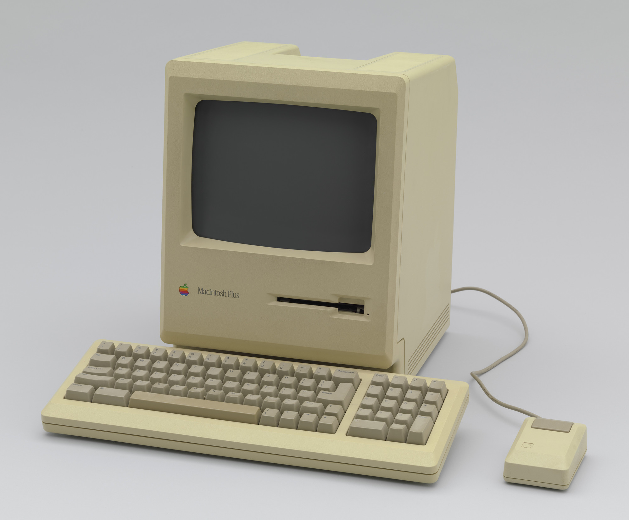 Apple, Inc.. Macintosh Plus Home Computer. 1986