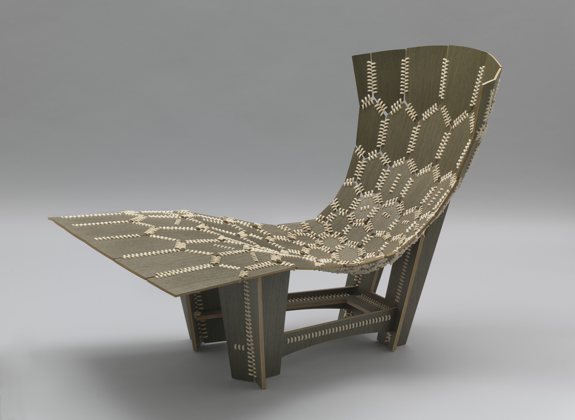 Emiliano Godoy. Knit Chair. 2004