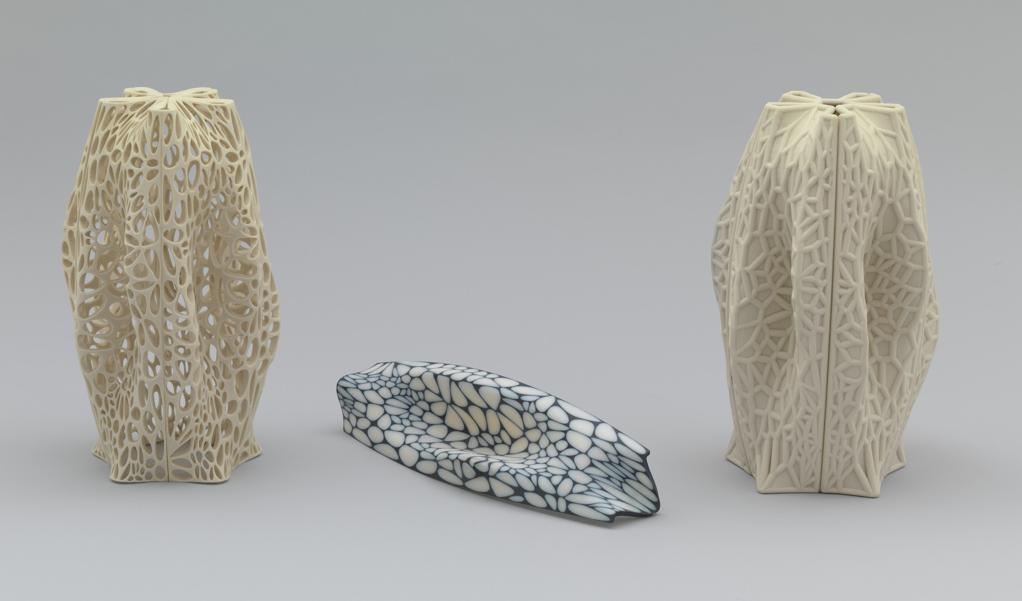Neri Oxman, Massachusetts Institute of Technology, Cambridge, MA. Monocoque, from the Materialecology project. 2007