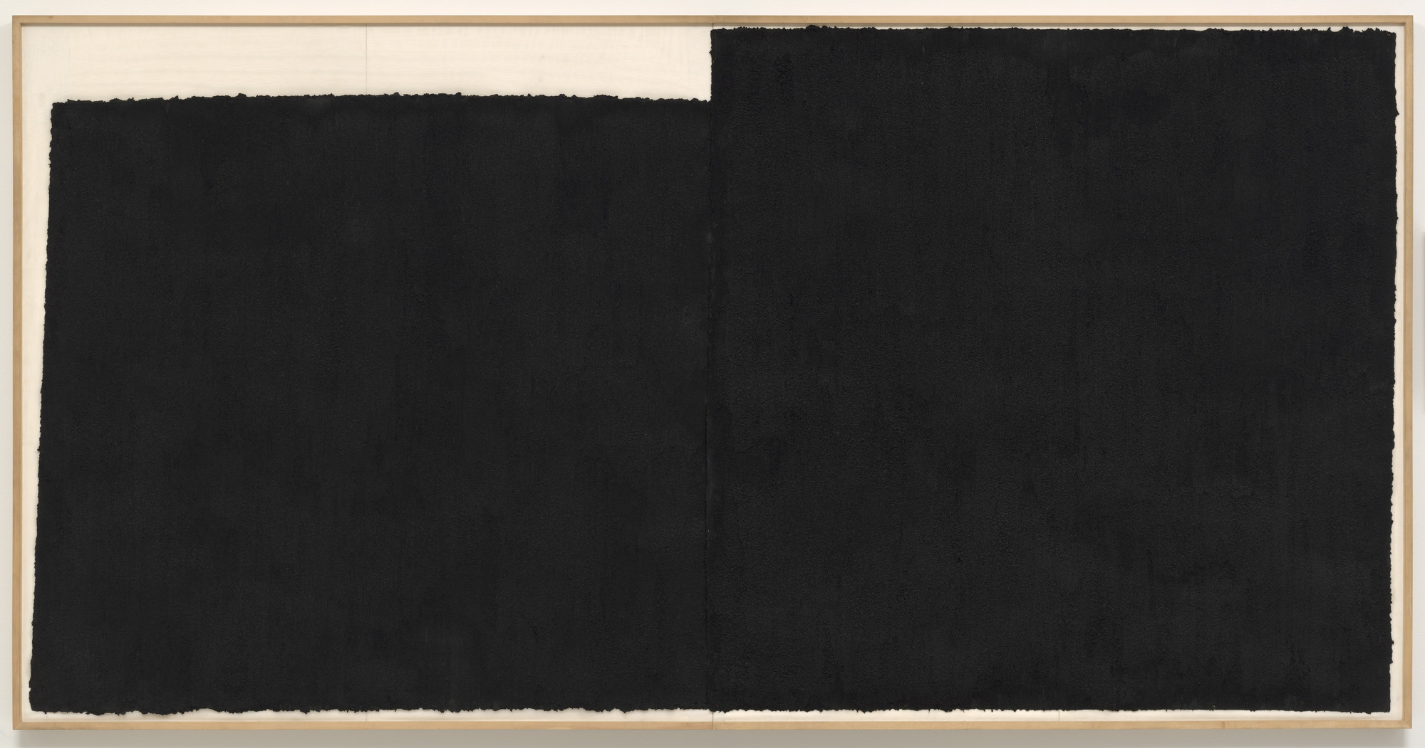 Richard Serra. The Truce. 1991