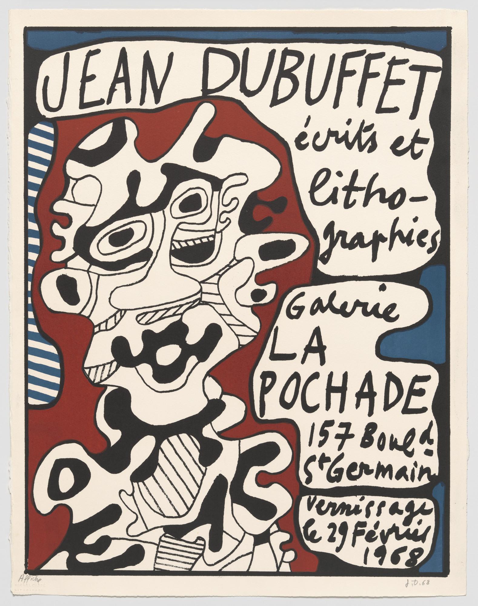 Jean Dubuffet Moma