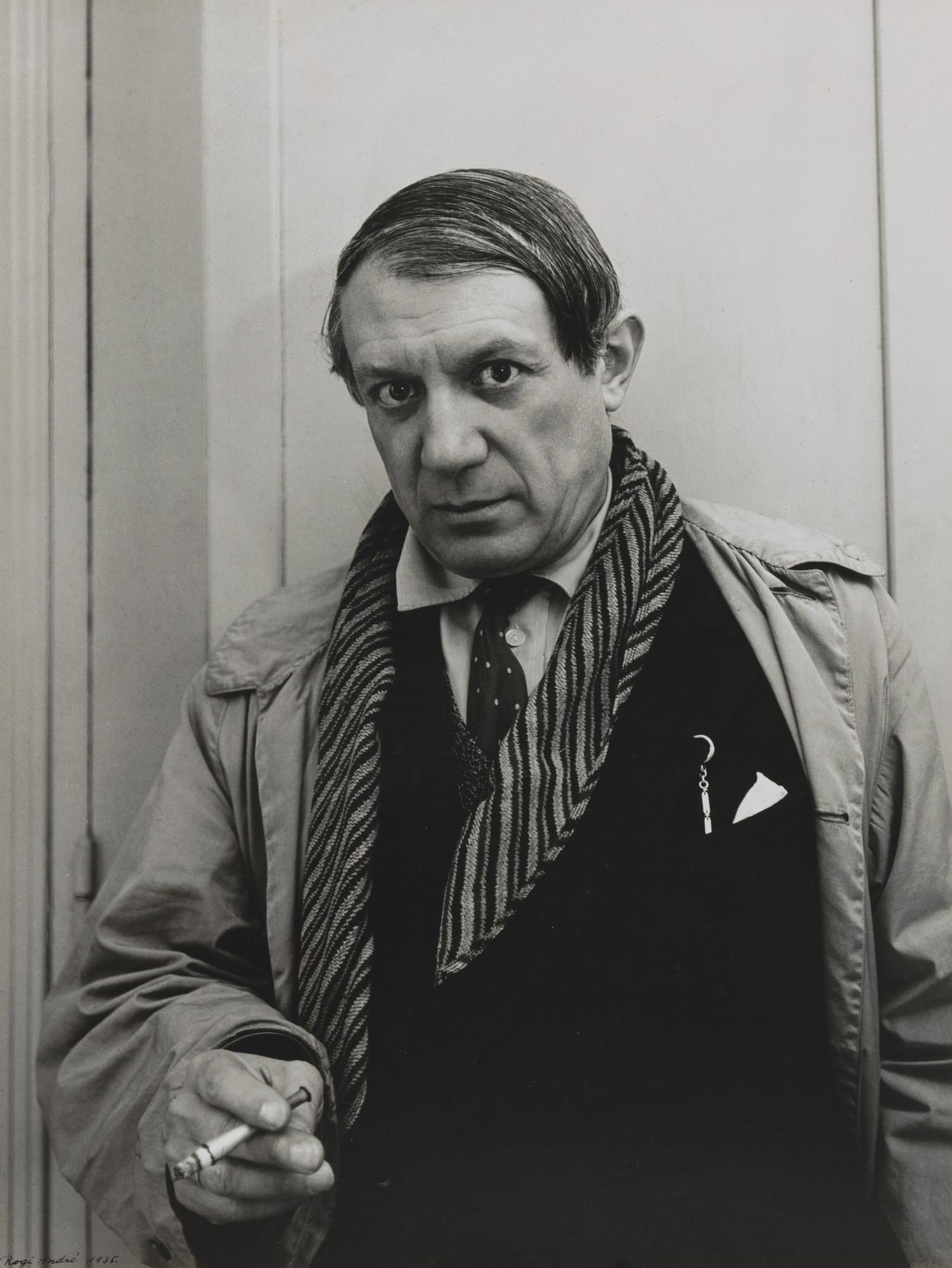 Rogi André – Pablo Picasso, 1935