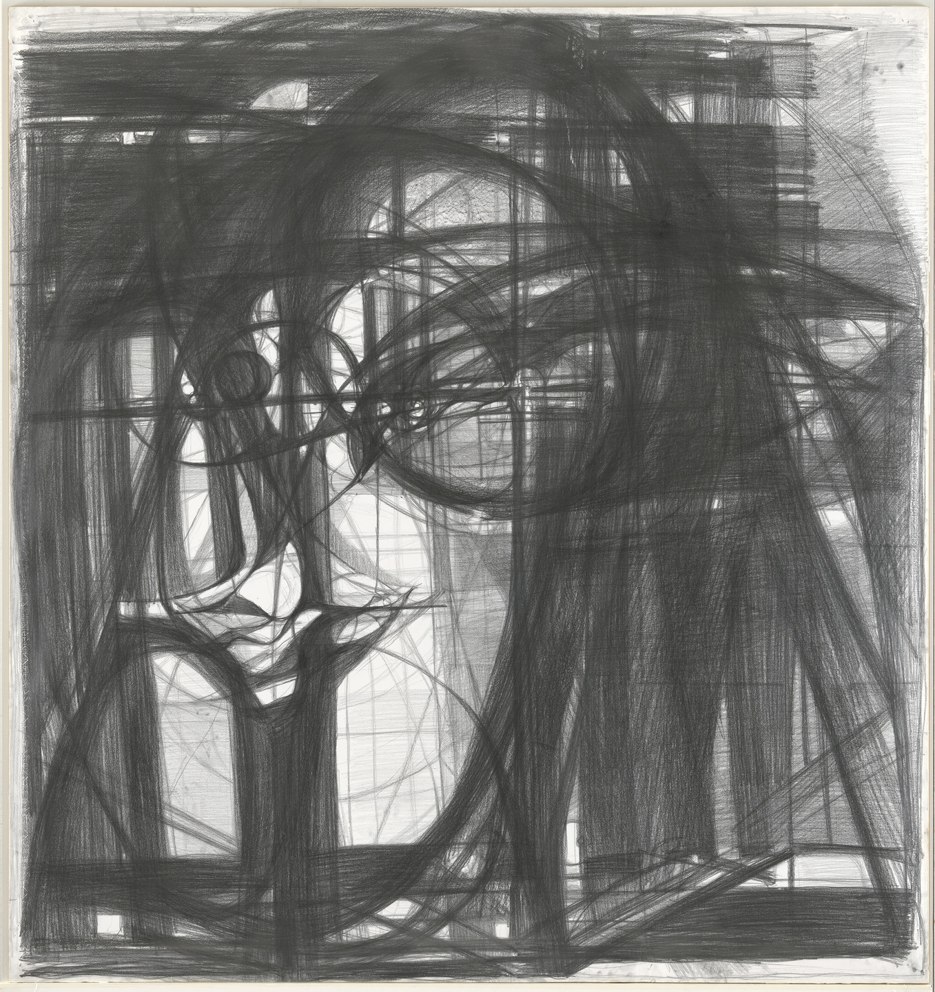 Marisa Merz. Untitled. 1993–96