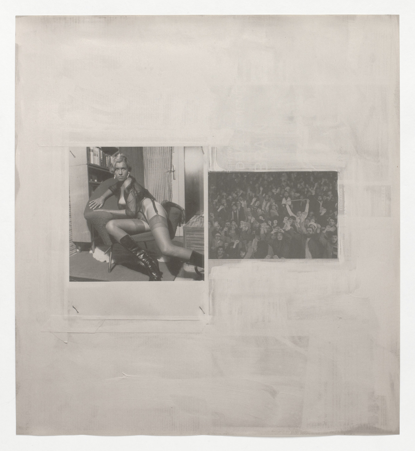 Richard Prince. Untitled (protest). 2012