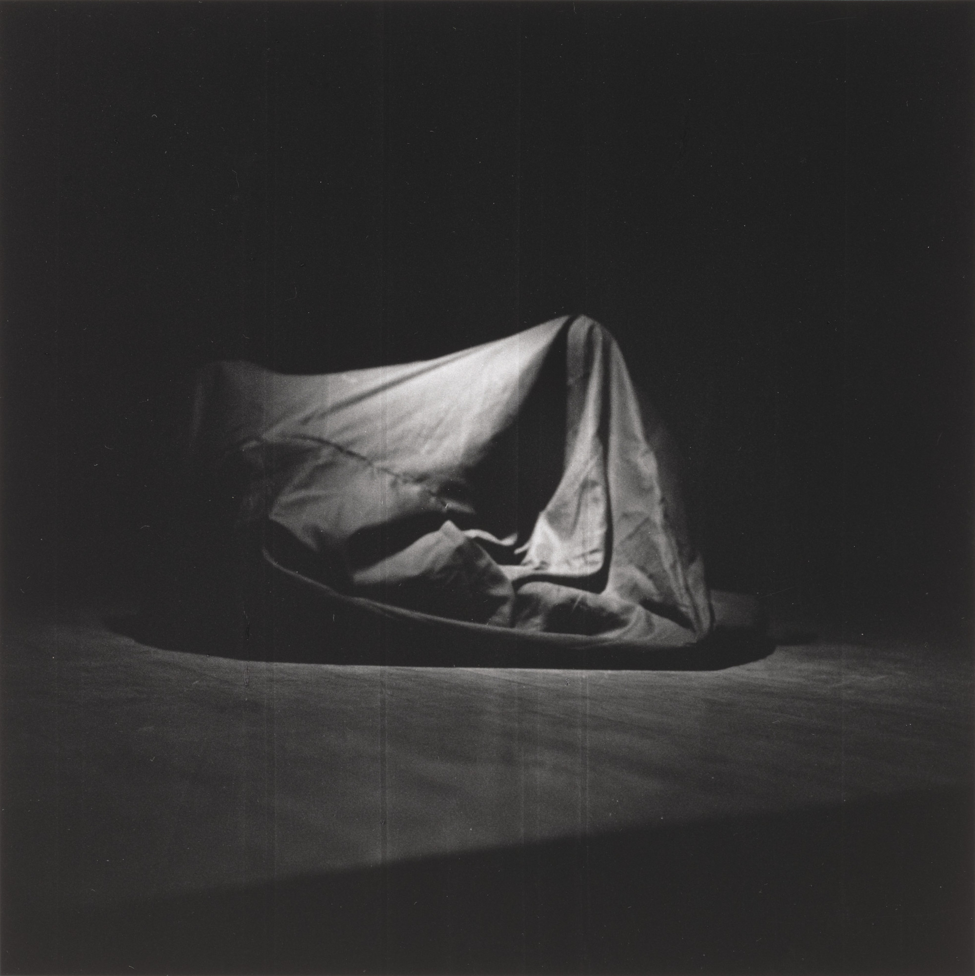 Yoko Ono. Bag Piece (1964), performed during Perpetual Fluxfest, Cinematheque, New York, June 27, 1965. 1965