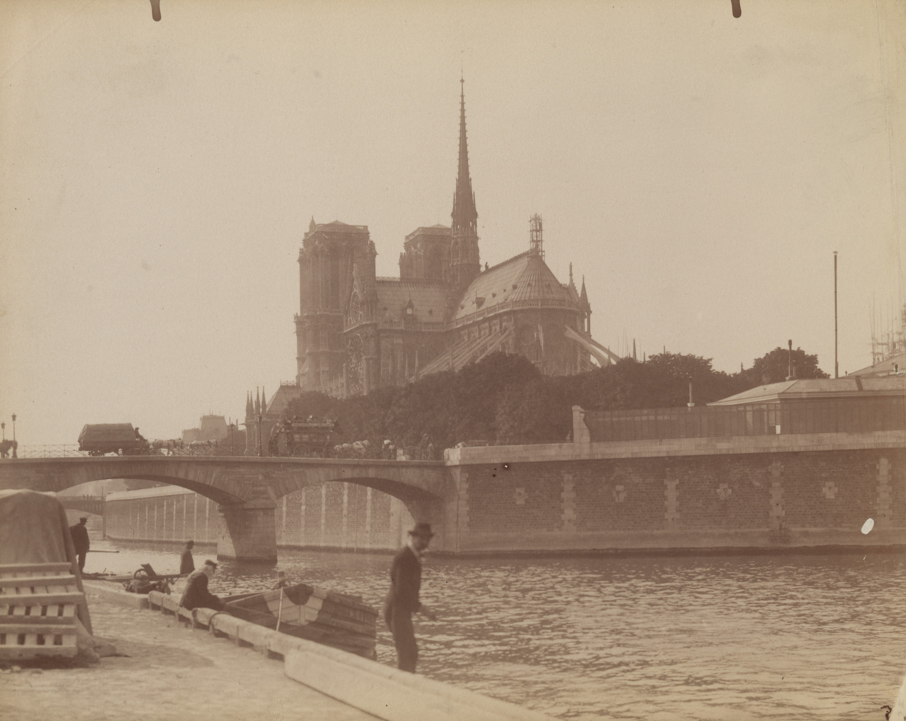 Eugène Atget. Untitled. 1899