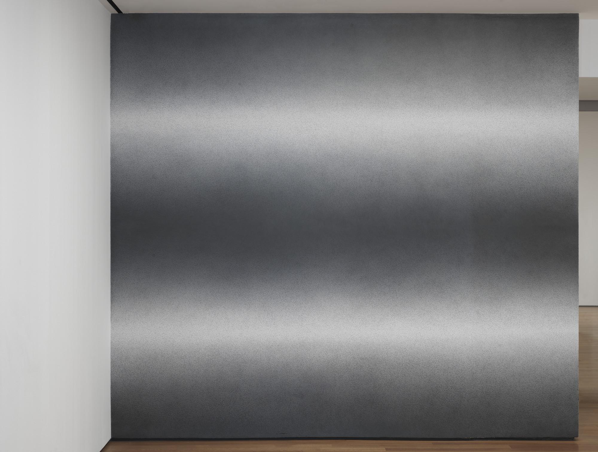 Sol LeWitt. Wall Drawing #8, Scribbles: Curves. 8  MoMA