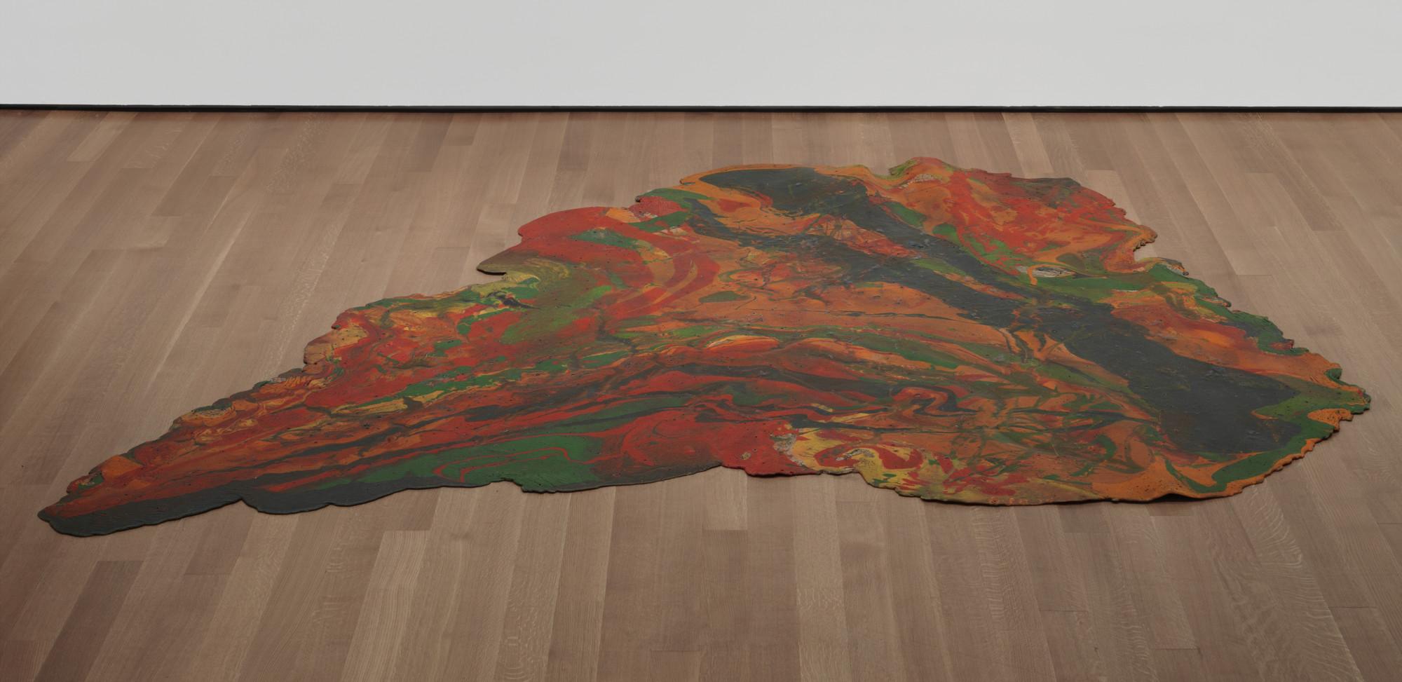Lynda Benglis. Blatt. 1969 | MoMA