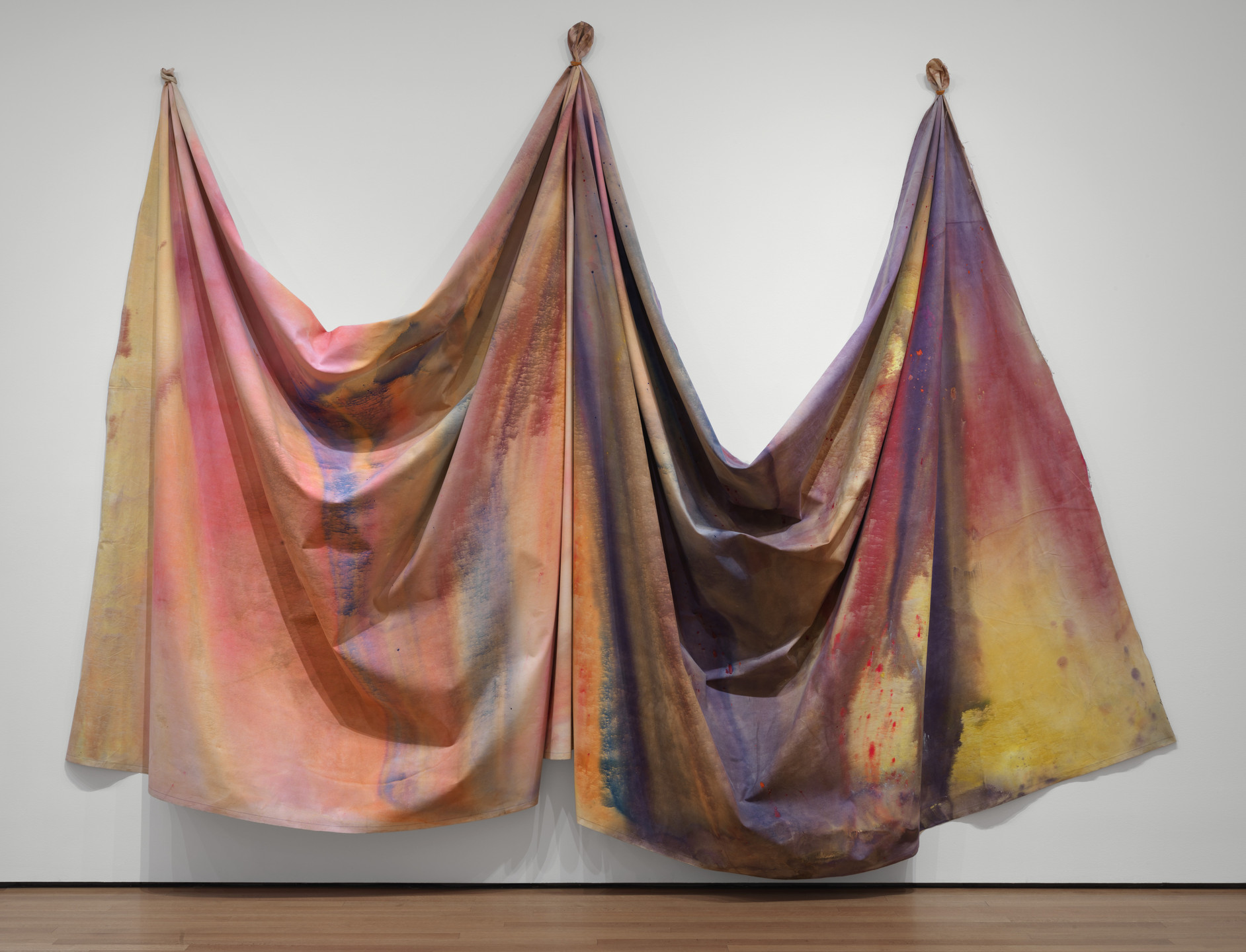 Sam Gilliam. 10/27/69. 1969