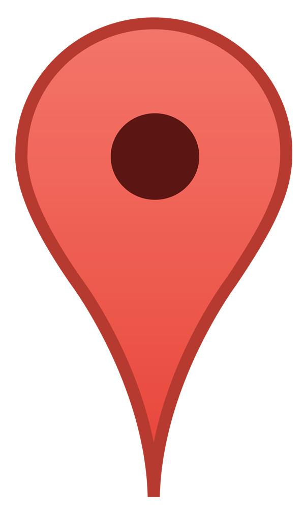 Jens Eilstrup Rasmussen. Google Maps Pin. 2005 | MoMA