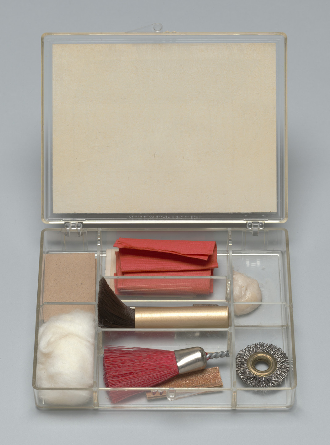 Ken Friedman. Cleanliness Flux Kit. 1969