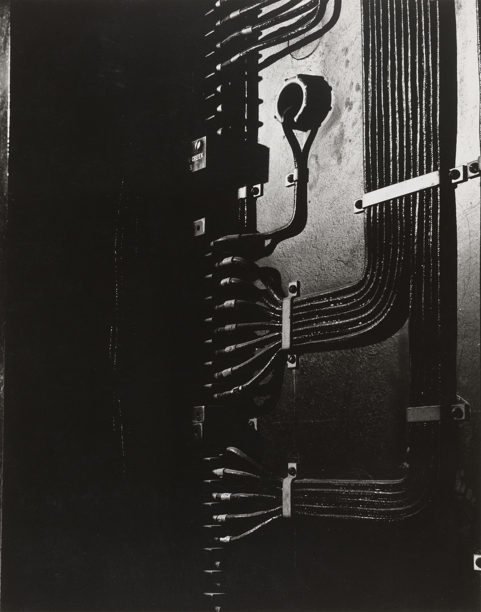 Minor White. Pacific Gas and Electric Company. 1947