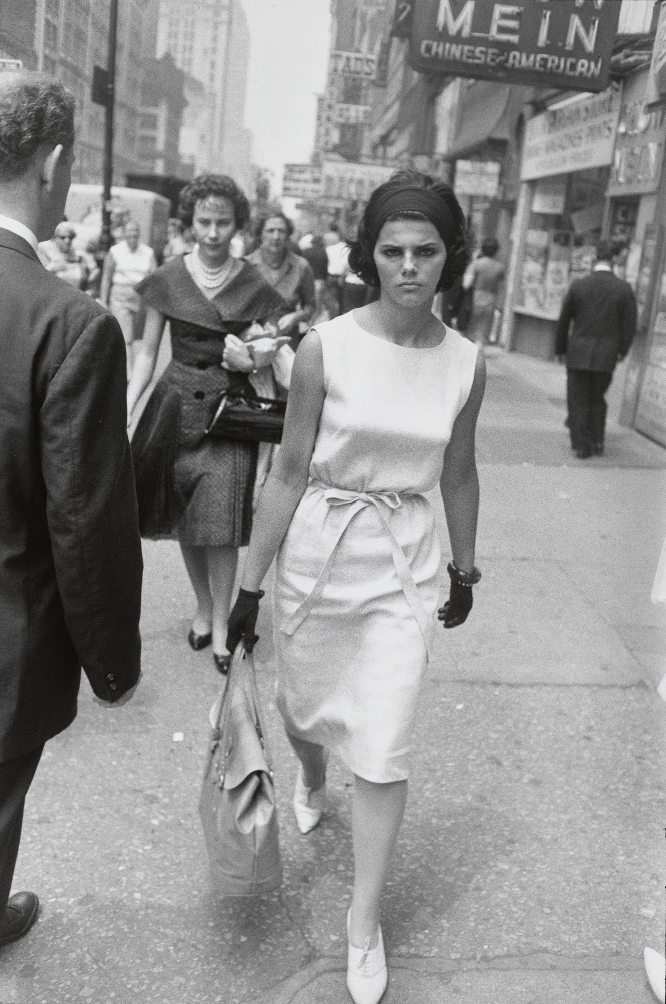 Garry Winogrand. New York City. 1961