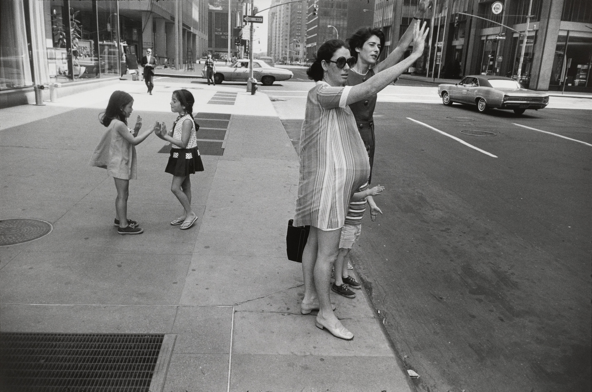 Garry Winogrand. New York City. 1968