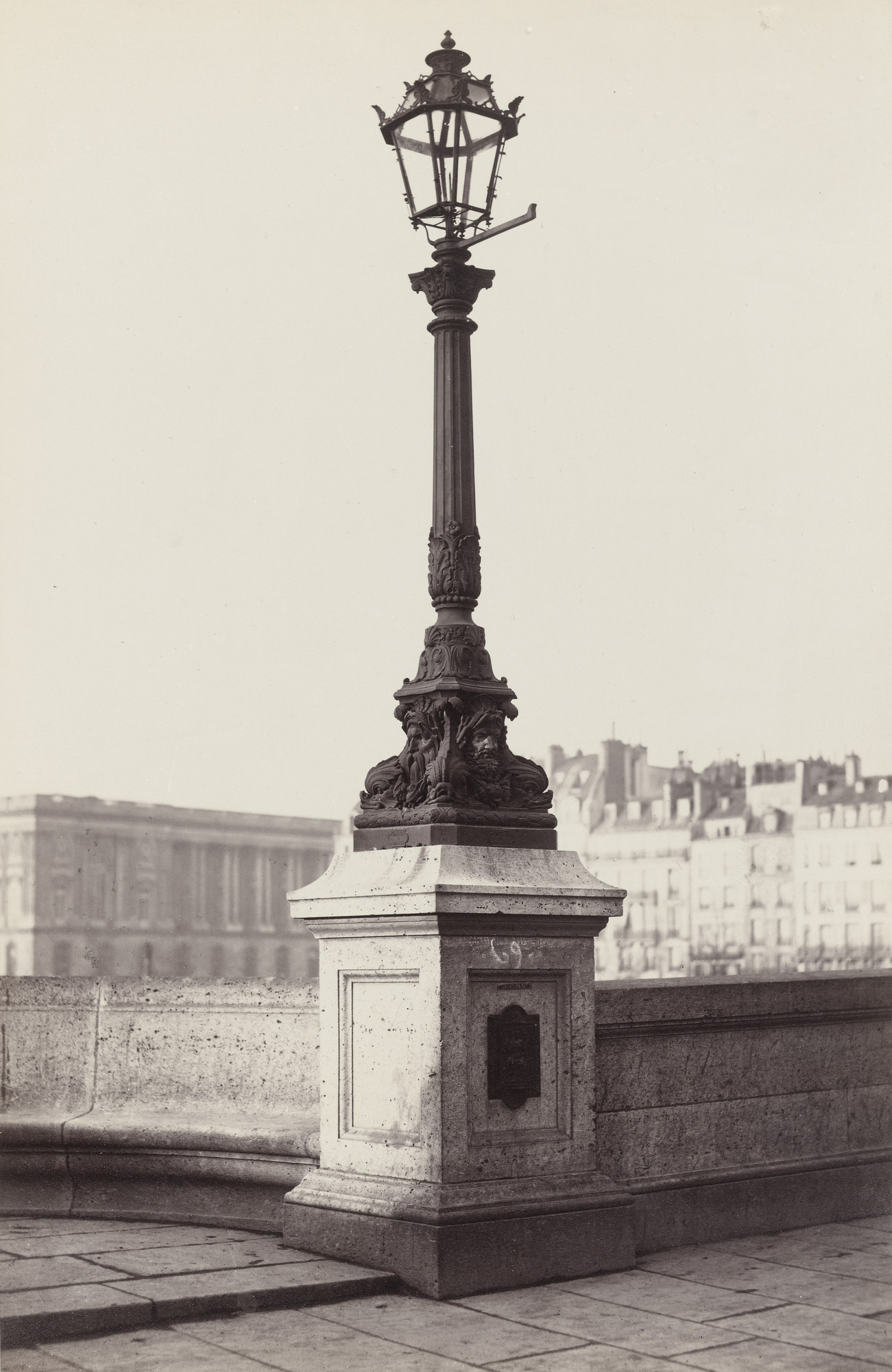 Charles Marville. Pont Neuf. 1870s