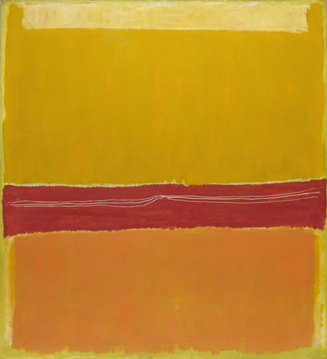 Mark Rothko. No. 5/No. 22. 1950 (dated on reverse 1949)
