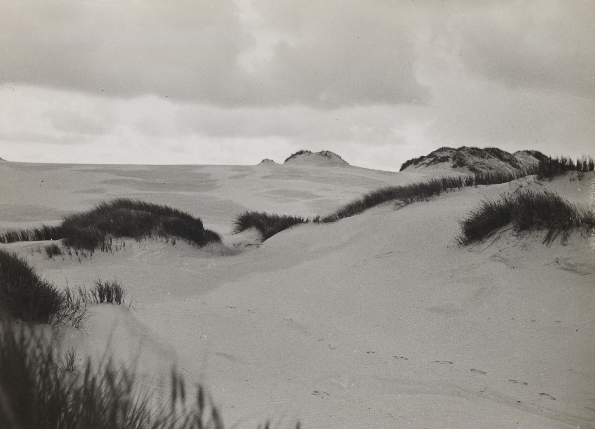 Raoul Hausmann. Dune in Salesk. September 1932