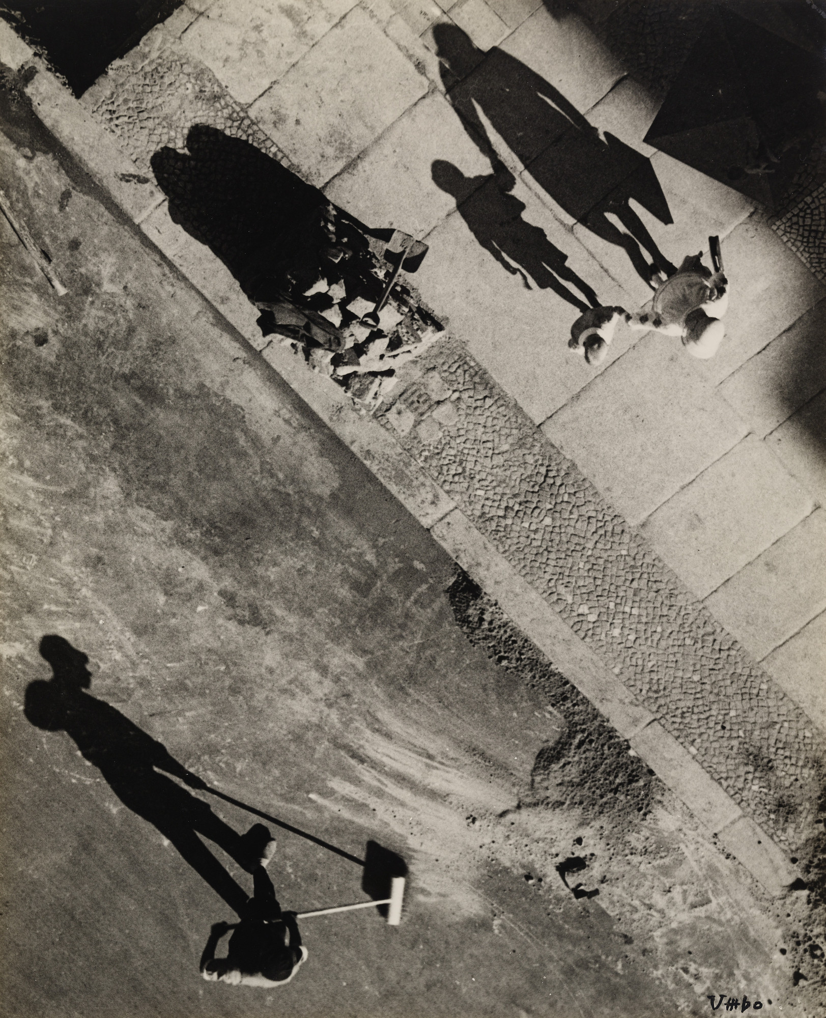 Umbo (Otto Umbehr). Mystery of the Street. 1928