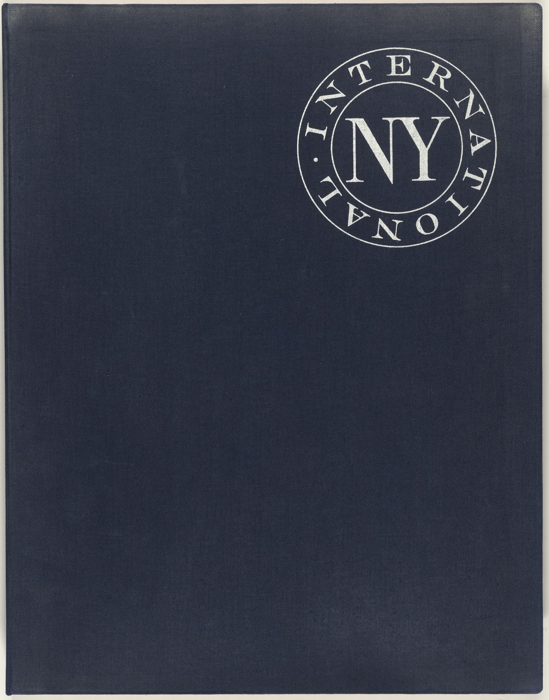 Arman, Mary Bauermeister, Öyvind Fahlström, John Goodyear, Charles Hinman, Allen Jones, Robert Motherwell, Ad Reinhardt, James Rosenquist, Saul Steinberg, Various Artists. New York International. 1965–66, published 1966