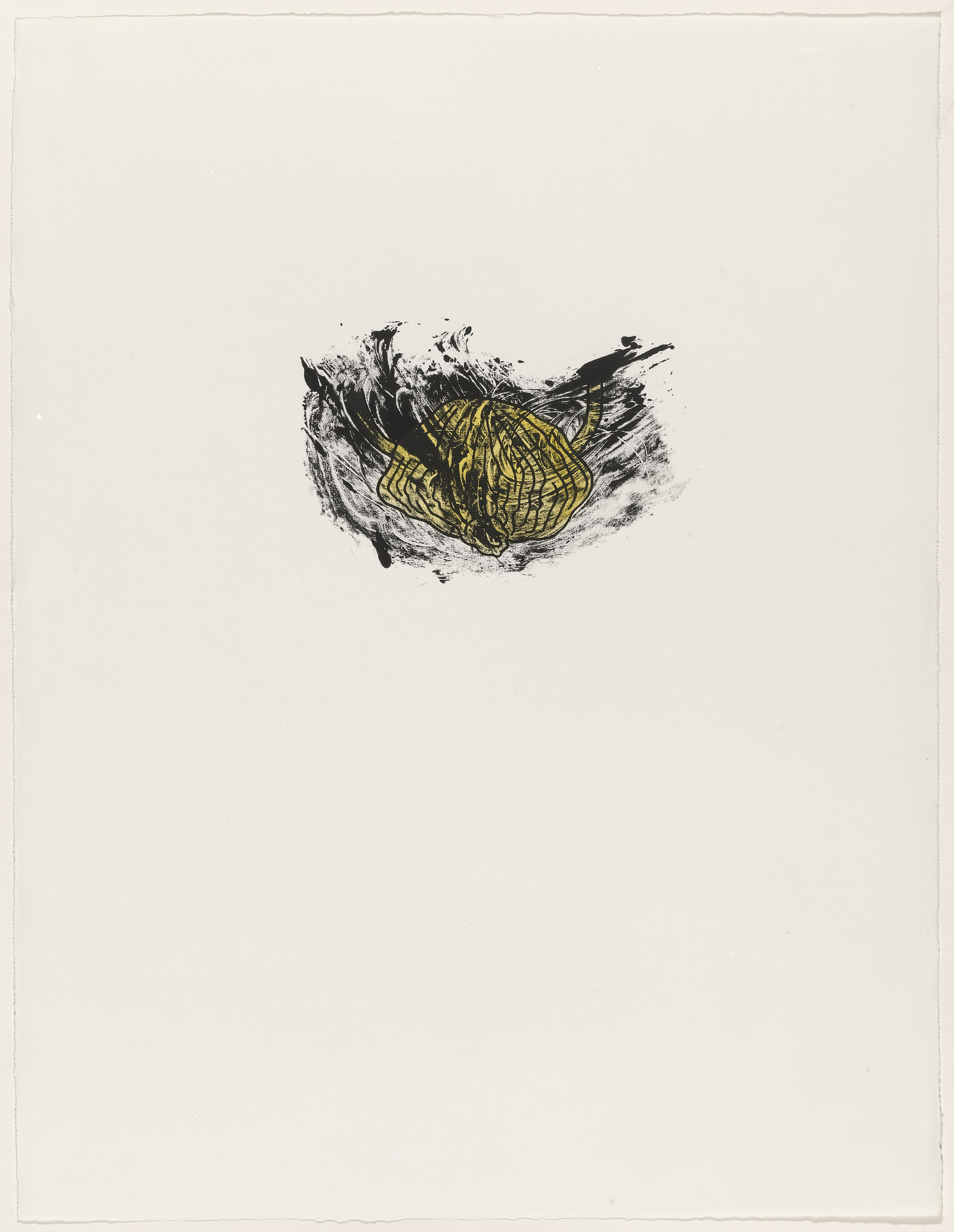 Kiki Smith. Bladder from Possession Is Nine-Tenths of the Law. 1985