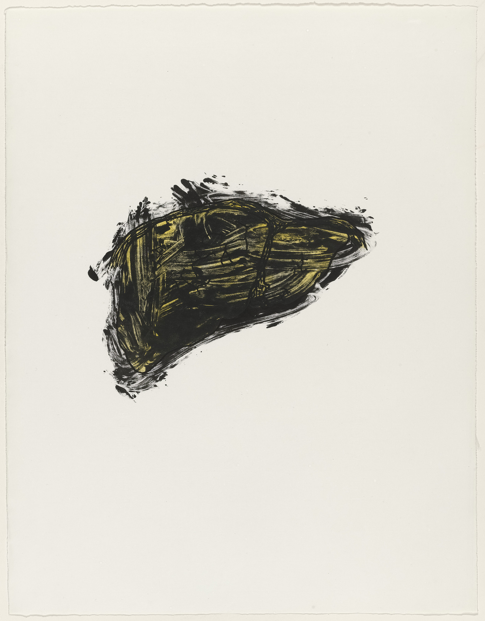Kiki Smith. Liver from Possession Is Nine-Tenths of the Law. 1985