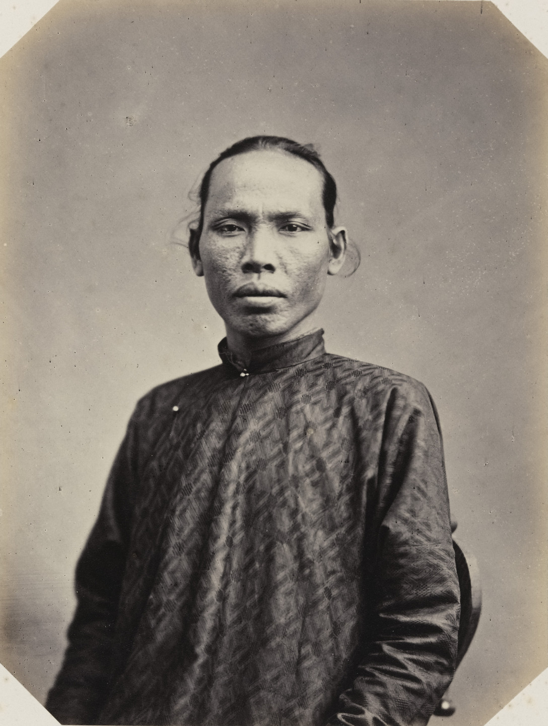Louis Rousseau, Jacques-Philippe Potteau. Phan Hûu Dô (31 years old), Annamite from the Province of Guambinh (Annam). Seventh Secretary of the Minister of the Interior.. 1863